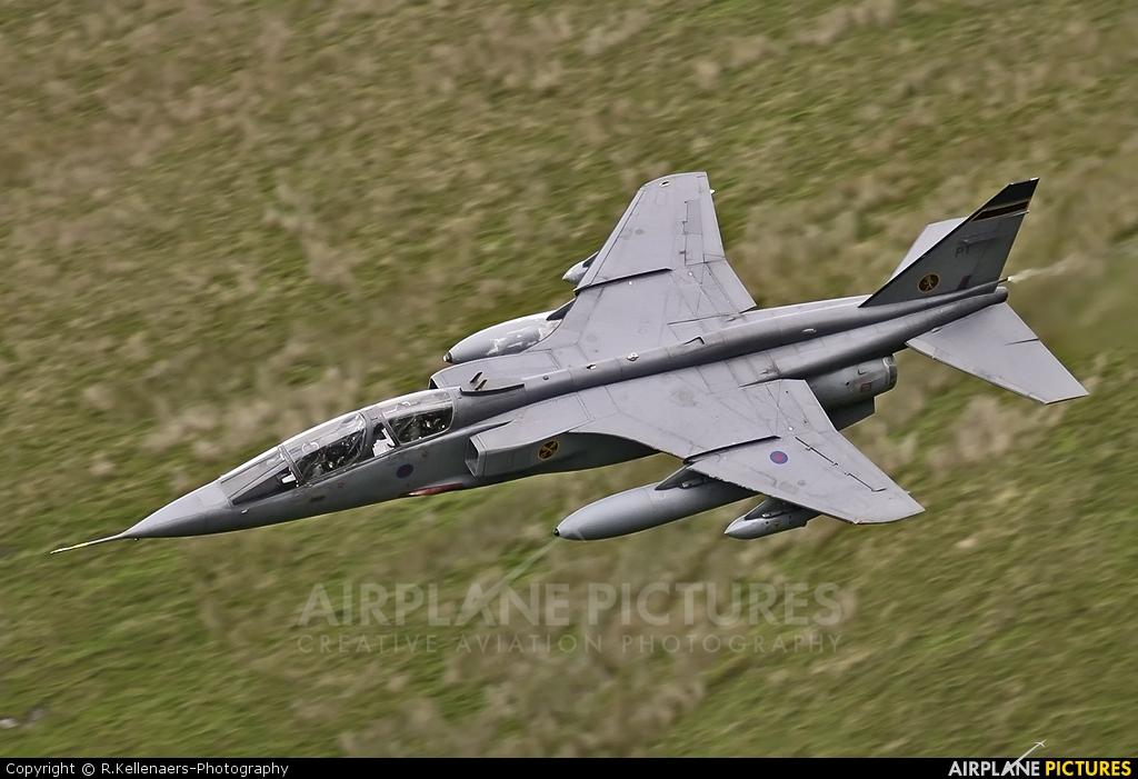 Royal Air Force XX139 aircraft at Machynlleth LFA7