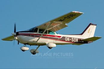 OK-SOB - Private Cessna 172 Skyhawk (all models except RG)