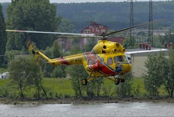 SP-WXO - Polish Medical Air Rescue - Lotnicze Pogotowie Ratunkowe Mil Mi-2