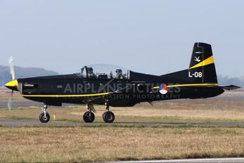 L-08 - Netherlands - Air Force Pilatus PC-7 I & II