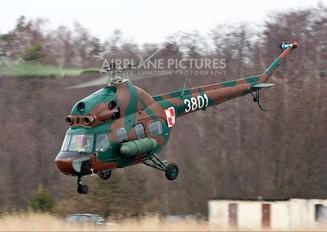 3801 - Poland - Army Mil Mi-2