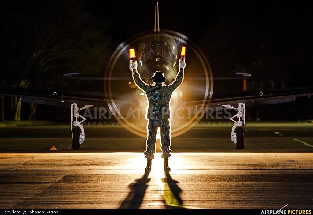 Brazil - Air Force 5707 aircraft at Anápolis AFB