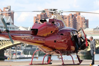 G-OHCP - Private Aerospatiale AS355 Ecureuil 2 / Twin Squirrel 2