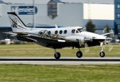 OK-PRG - Private Beechcraft 90 King Air aircraft