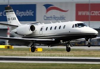 OK-CAA - CAA - Czech Aviation Authority Cessna 560XL Citation Excel