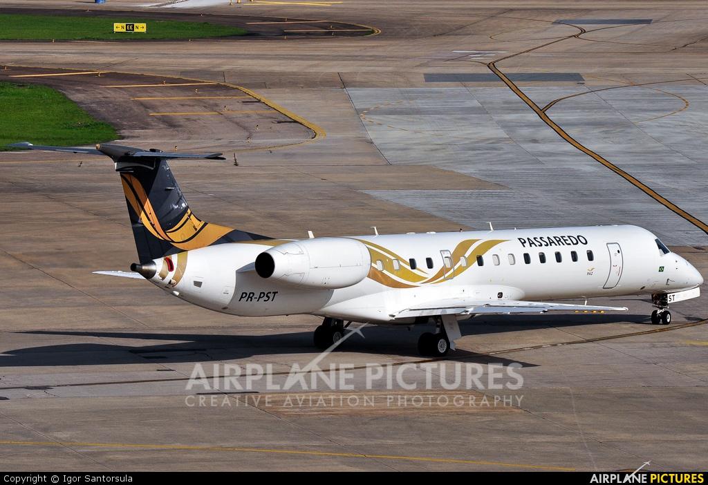 Passaredo Linhas Aéreas PR-PST aircraft at Rio de Janeiro/Galeão Intl - Antonio Carlos Jobim