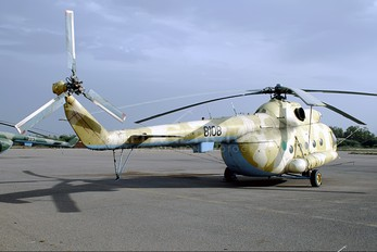 8108 - Libya - Air Force Mil Mi-8