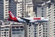 PT-TMH - TAM Airbus A319 aircraft