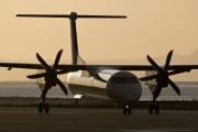 LN-WDI - Widerøe de Havilland Canada DHC-8-400Q / Bombardier Q400 aircraft