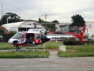 PR-SMU - Brazil - Police Helibras HB-350B Esquilo