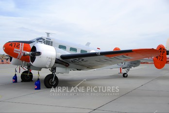 N181MH - Private Beechcraft C-45H Expeditor
