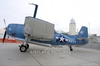 N3967A - Private Grumman TBM-3 Avenger