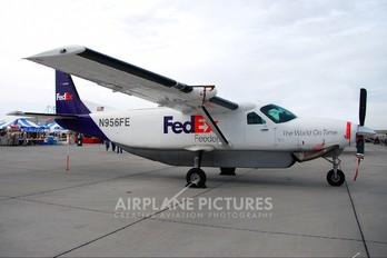 N956FE - FedEx Feeder Cessna 208 Caravan