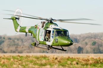 XZ605 - British Army Westland Lynx AH.7
