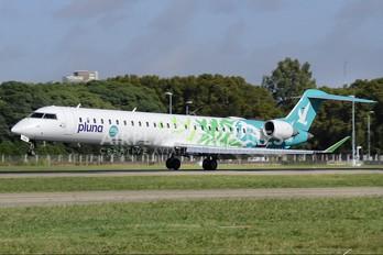 CX-CRG - Pluna Canadair CL-600 CRJ-900