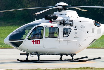 I-PNTA - Italy - Protezione civile Eurocopter EC135 (all models)