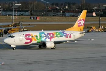 VP-BOU - Sky Express Boeing 737-300