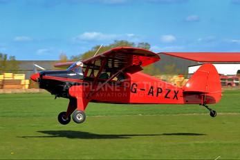 G-APZX - Private Piper PA-22 Tri-Pacer