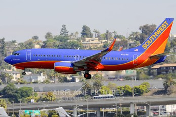 N417WN - Southwest Airlines Boeing 737-700