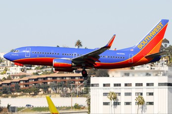N439WN - Southwest Airlines Boeing 737-700