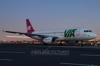 LZ-MDC - Air Via Airbus A320