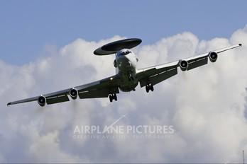 LX-N90446 - NATO Boeing E-3A Sentry