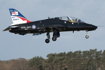 XX157 - Royal Navy British Aerospace Hawk T.1/ 1A