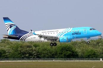 SU-GDK - Egyptair Express Embraer ERJ-170 (170-100)