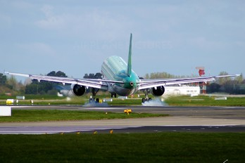 EI-DEC - Aer Lingus Airbus A320