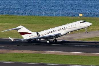 PR-VDR - Private Bombardier BD-700 Global Express