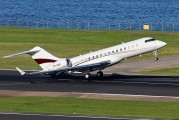 PR-VDR - Private Bombardier BD-700 Global Express aircraft