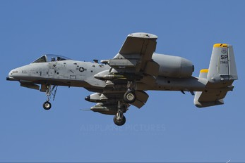 81-0983 - USA - Air Force Fairchild A-10 Thunderbolt II (all models)