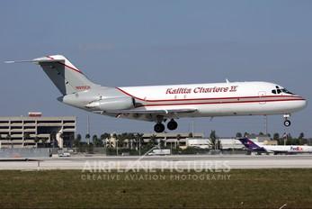 N915CK - Kalitta Charters II Douglas DC-9(F)