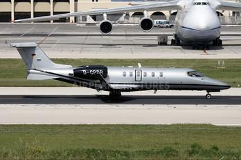 D-CPDR - Silver Bird Business Charter Learjet 40