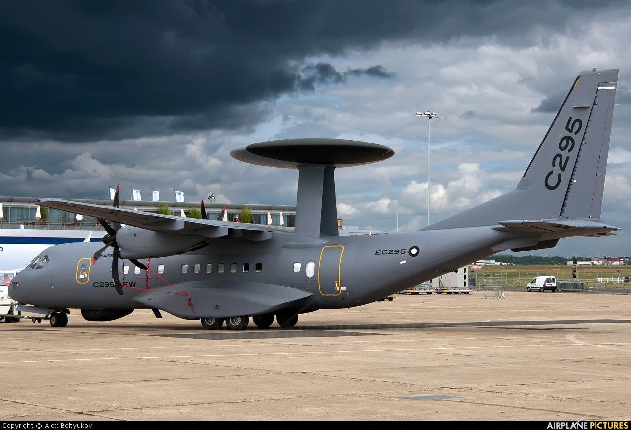 Airbus Military EC295 aircraft at Paris - Le Bourget