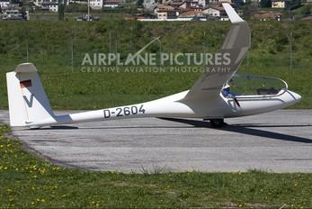 D-2604 - Private Schempp-Hirth Ventus