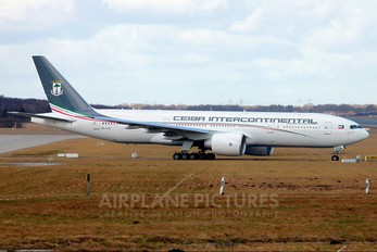 3C-LLS - Ceiba Intercontinental Boeing 777-200LR
