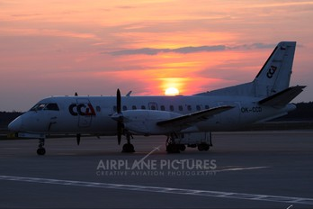 OK-CCD - CCA - Central / Czech Connect Airlines SAAB 340