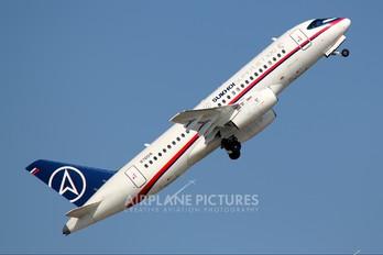 97004 - Sukhoi Design Bureau Sukhoi Superjet 100
