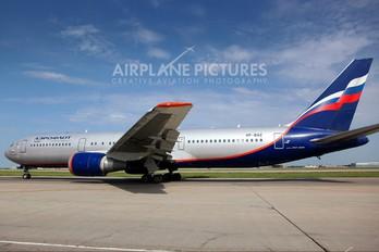 VP-BAZ - Aeroflot Boeing 767-300ER