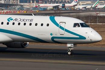I-ADJM - Air Dolomiti Embraer ERJ-195 (190-200)
