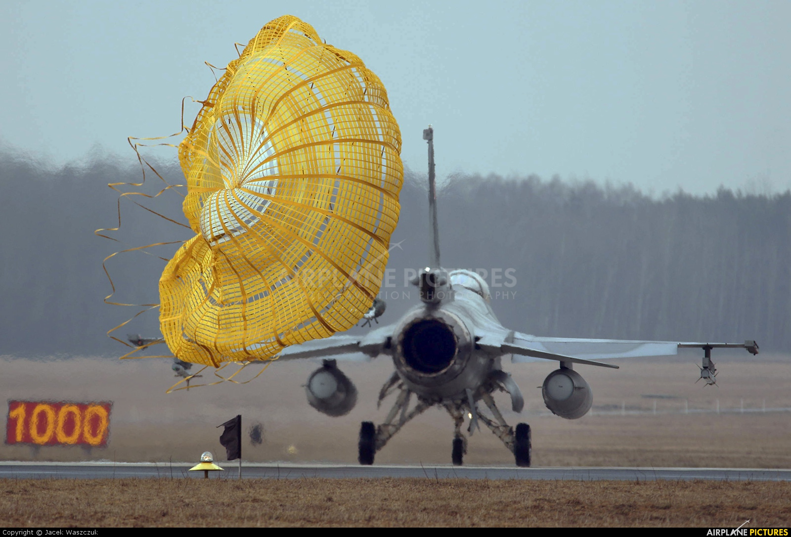 Poland - Air Force 4068 aircraft at Łask AB