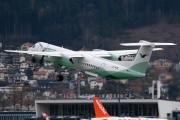 LN-WDE - Widerøe de Havilland Canada DHC-8-400Q / Bombardier Q400 aircraft