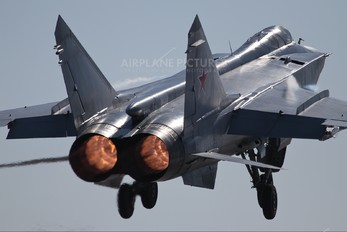26 - Russia - Air Force Mikoyan-Gurevich MiG-31 (all models)