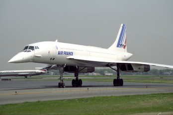 F-BVFC - Air France Aerospatiale-BAC Concorde