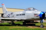 53-1378 - USA - Air Force North American F-86 Sabre aircraft