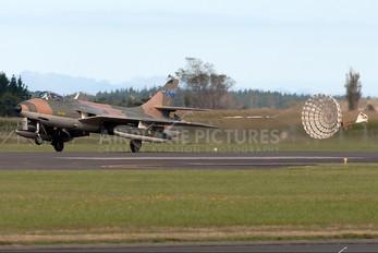 ZK-JIL - Private Hawker Hunter FR.74S