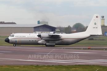 KAF325 - Kuwait - Air Force Lockheed L-100 Hercules