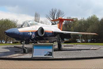 XV344 - Royal Aircraft Establishment Blackburn Buccaneer S.2B