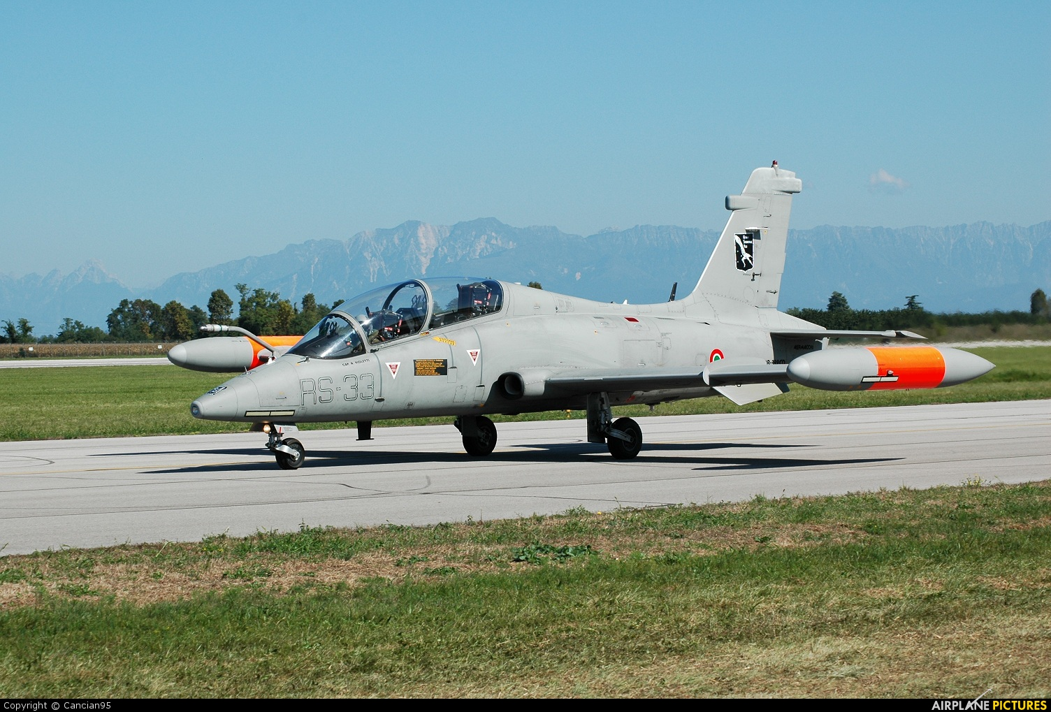 Italy - Air Force MM55068 aircraft at Rivolto